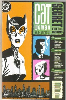Catwoman Secret Files and Origins #1 comic book mint 9.8