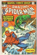 Amazing Spider-man #145 comic book coupon clipped
