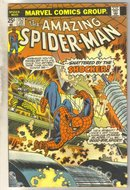Amazing Spider-man #152 comic book coupon clipped