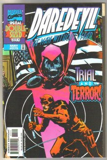 Daredevil #375 Double sized issue comic book mint 9.8