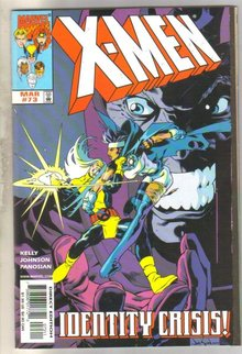 X-men #73 comic book mint 9.8