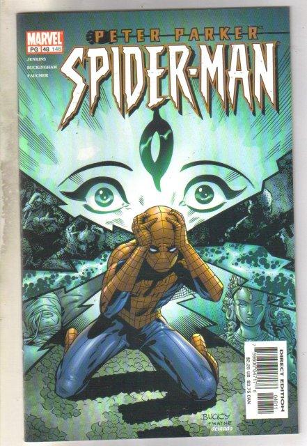 Spider-man #146 comic book mint 9.8