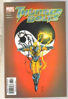 Thunderbolts #72 comic book mint 9.8