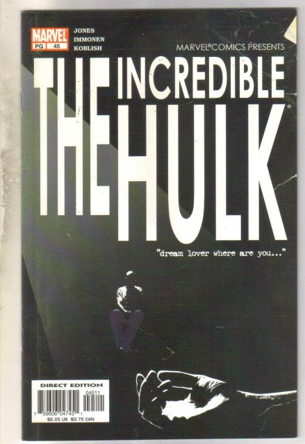 Incredible Hulk #45 comic book mint 9.8