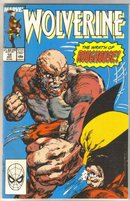 Wolverine #18 comic book near mint 9.4