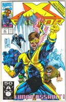 X-factor #67 comic book near mint 9.4