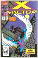 X-factor #56 comic book near mint 9.4