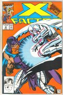 X-factor #45 comic book near mint 9.4