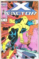 X-factor #11 comic book near mint 9.4
