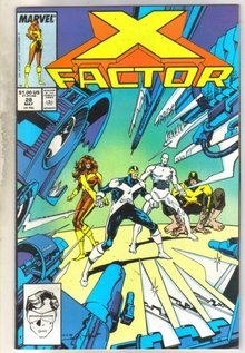 X-factor #28 comic book near mint 9.4