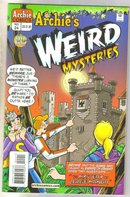 Archie's Weird Mysteries #24 comic book mint 9.8