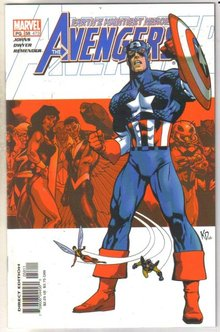 The Avengers #58 (473) comic book mint 9.8