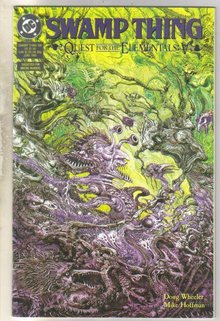 Swamp Thing #108 comic book mint 9.8