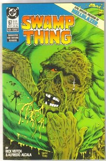 Swamp Thing #67 comic book mint 9.8
