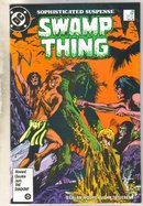 Swamp Thing #48 comic book near mint 9.4