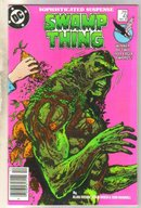 Swamp Thing #43 comic book near mint 9.4