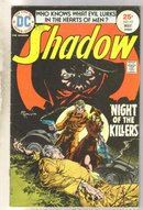 Shadow #10 comic book very good 4.0