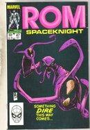 Rom #47 comic book near fine 6.0