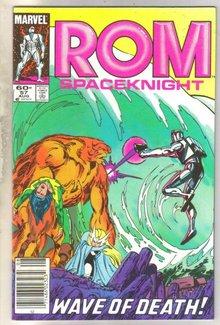 Rom #57 comic book near mint 9.4