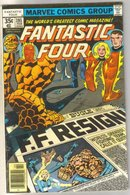 Fantastic Four #191 comic book very good 4.0
