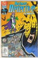 Batman in Detective comics #617 comic book near mint 9.4