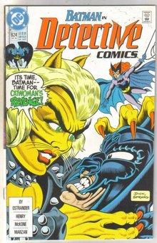 Detective Comics #624 comic book mint 9.8