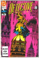 Detective Comics #629 comic book near mint 9.4