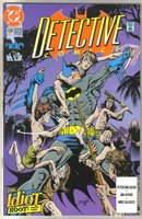 Detective Comics #639 comic book near mint 9.4