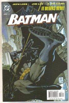 Batman #608 comic book near mint 9.4