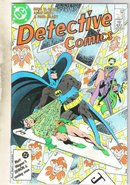 Detective Comics #569 comic book near mint 9.4