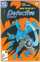 Detective Comics #578 comic book mint 9.8
