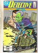 Detective Comics #580 comic book mint 9.8