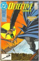 Detective Comics #595 comic book mint 9.8