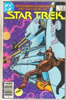 Star Trek #2 comic book very good 4.0