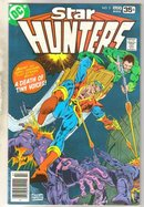 Star Hunters #5 comic book near mint 9.4