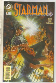 Starman #1 comic book near mint 9.4