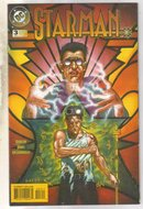 Starman #3 comic book mint 9.8