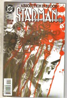 Starman #41 comic book near mint 9.4
