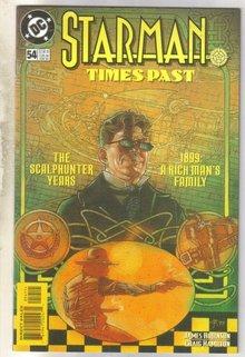 Starman #54 comic book mint 9.8