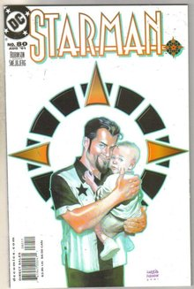 Starman #80 comic book near mint 9.4