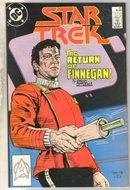 Star Trek #54 comic book near mint 9.4