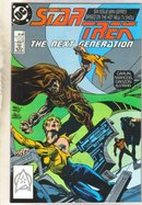 Star Trek The Next Generation #4 comic book near mint 9.4