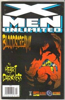 X-men Unlimited #9 comic book near mint 9.4