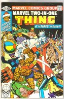 Marvel Two-In-One #74 comic book near mint 9.4