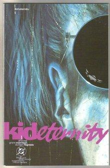 Kid Eternity #1 comic book mint 9.8