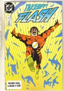 Flash #24 comic book near mint 9.4