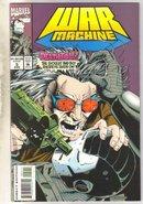 War Machine (Iron Man) #5 comic book near mint 9.4