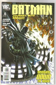 Batman Journey Into Knight #6 comic book mint 9.8