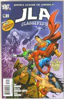 JLA Classified #16 comic book near mint 9.4