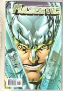Majestic #13 comic book near mint 9.4